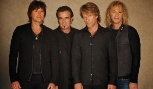 Richie Sambora, Tico Torres Jon Bon Jovi David Bryan